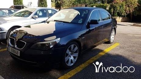 BMW dans Baabda - So Clean Bmw 525 Model 2007
