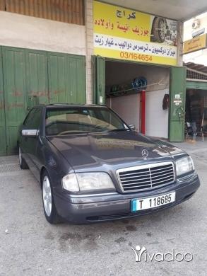 Mercedes-Benz in Zgharta - Mercedes-Benz C180