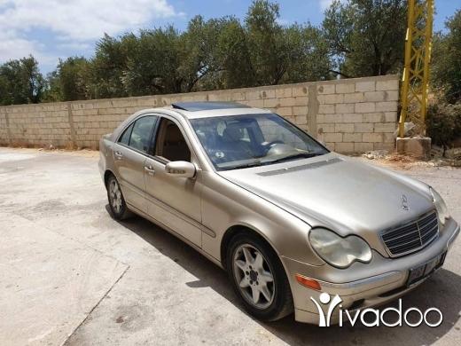 Mercedes-Benz in Beirut City - C240model2003