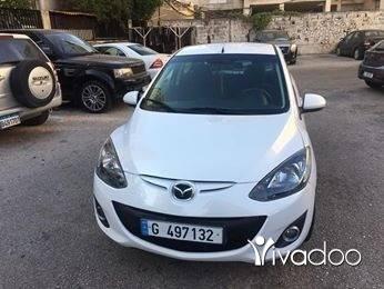 Mazda in Beirut City - Mazda 2 full