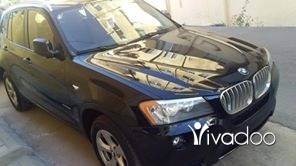 BMW in Chtaura - BMW X3 2011 2.8 ajnabi clean carfax excellent
