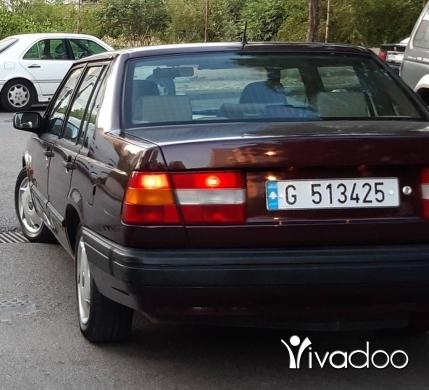 Volvo dans Ain el-Remmaneh - Volvo 940 فولفو ٩٤٠