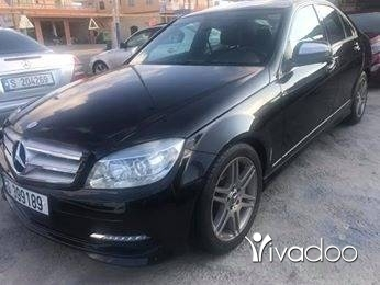 Mercedes-Benz in Sarafand - Mercedes-benz e klass 350 model 2008 lok amg aswad w jeled aswad cheche kbere for sale tel 71349688