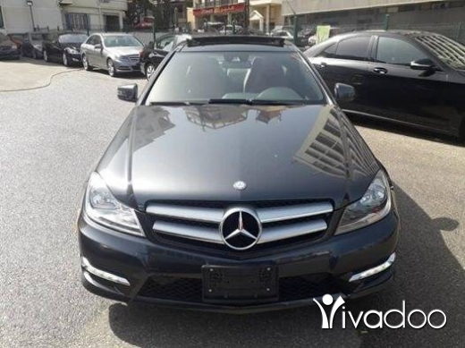 Mercedes-Benz in Beirut City - MERCDES C 250 2012