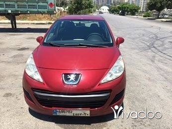 بيجو في مدينة بيروت - Peugeot manuel