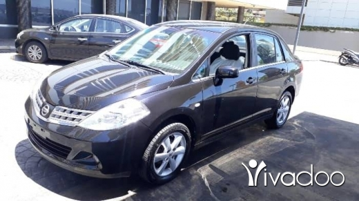 Nissan in Beirut City - Price: 8700 $$Nissan Tiida Model 2011, Automatic, AC,ABS,Airbags, Fog lights, jnouta, rear sensors,
