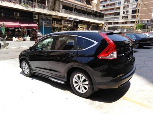 Honda dans Burj Abi Haidar - 2012 Honda CRV EXL