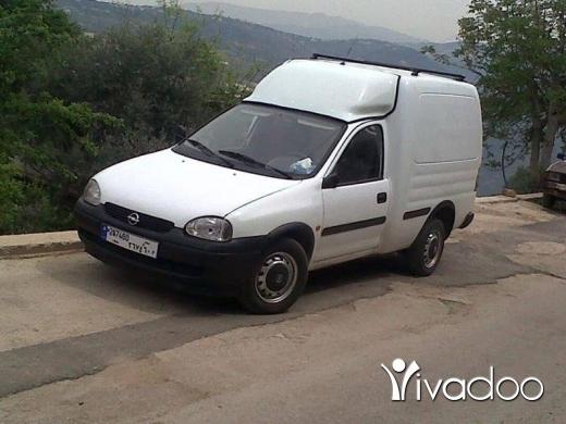 Opel dans Bhamdoun - Opel combo 1.4