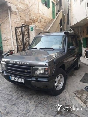 Routier dans Zgharta - Land rover discovery 2001. 03934993