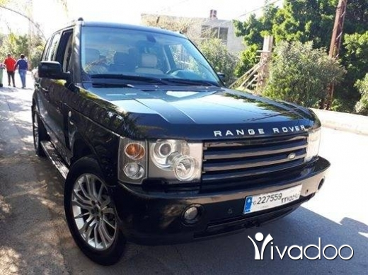Rover in Zouk Mikaël - Range Rover Vogue M 2004
