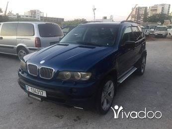 BMW in Tripoli - bmw x5 2001 look m v[hidden information]