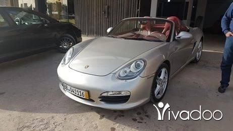Porsche in Tripoli - 2009 Porsche Boxster PDK SUPER CLEAN CAR