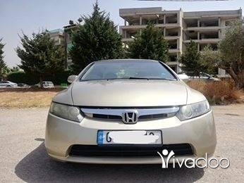Honda in Tripoli - Honda civic 2007
