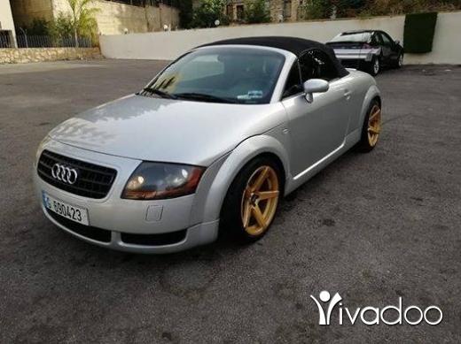 Audi in Nabatyeh - Audi TT
