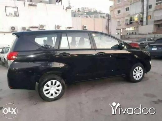 Toyota in Tripoli - تويوتا اينوفا موديل ٢٠١٨