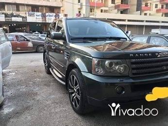 Rover in Tripoli - Ranj Rover (Sport HSE ) 2006 Super Ndif 5are2 3al Fa7es For Sale Or Trade :