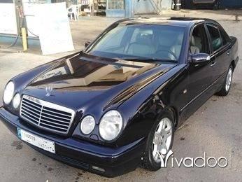 Mercedes-Benz in Beddawi - ام عيون ٩٦ فول ابشن