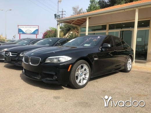 BMW in Port of Beirut - BMW 528i