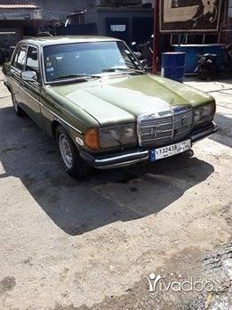 Mercedes-Benz in Tripoli - اف٧٩ sayra top