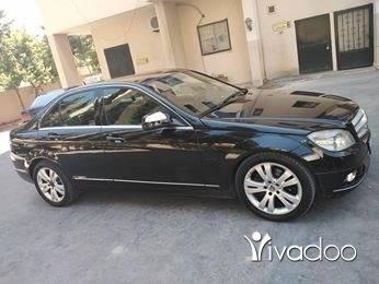Mercedes-Benz in Tripoli - سياره للايجار الشهري