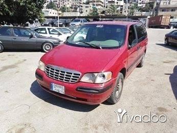 Renault in Beddawi - فان ٧ ركاب ممتاز جدان