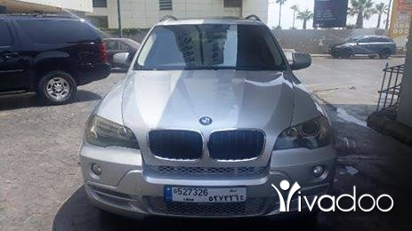 BMW in Beirut City - Price 11,300 $$BMW X5 2008-Panoramic-Xenon-Four wheel drive-Projectors-ABS -4 Elect.windows-Elect.M