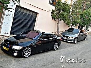 BMW in Nabatyeh - E93 ajnabeyet full clean carfax