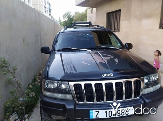 Jeep in Zahleh - جيب شروكي 2002