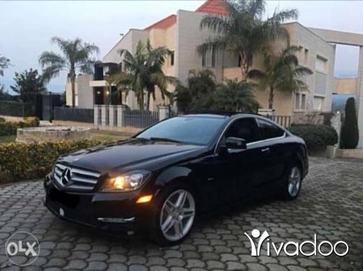 Mercedes-Benz in Port of Beirut - C 250 2012 turbo super