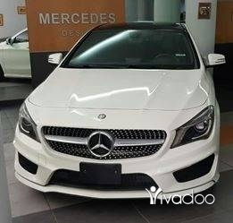 Mercedes-Benz in Tripoli - Mercedes CLA 250 2014 Full optionsNo accident, no damage, clean carfax with AMG Kit & Panoramic roo