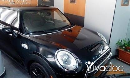 Mini in Tripoli - Mini Cooper S Model 2015 only 40,000mls full options with Panoramic roof,Xenon light, real black lea