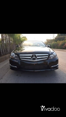 Mercedes-Benz in Beirut City - Mercedes C250 M 2012 Panoramic