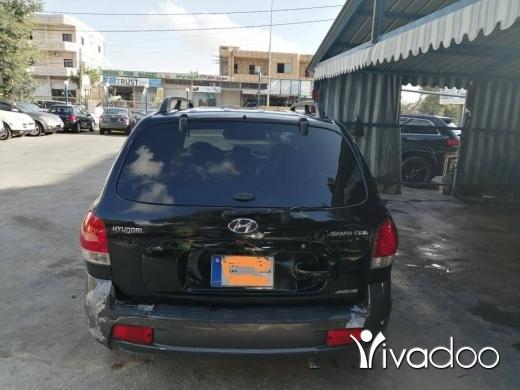 Hyundai in Nabatyeh - جيب santafe 2005