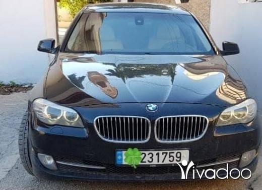 BMW in Beirut City - Bmw 2011 528