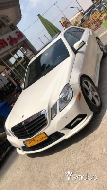 Mercedes-Benz in Mina - For sale seyara super khar2a cl full m 2010 e 350