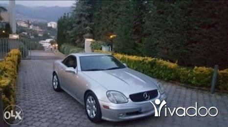 Mercedes-Benz in Tripoli - Slk 230 kompressor 2003 Super Clean car no accident