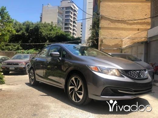 Honda in Beirut City - Honda Civic 2015