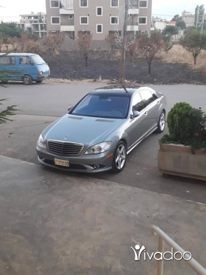Mercedes-Benz in Zahleh - مرسيديس s 550 مودال ٢٠٠٧