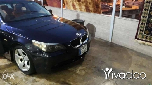 BMW in Port of Beirut - For sale or trade