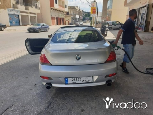 BMW in Sarafande - ٦٤٥ ب ا م
