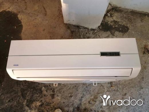 Air Conditioners & Fans for Sale in Antelias - مكيف 12000 بعدو جديد مستعمل شي بسيط نع غاز مع نحاس