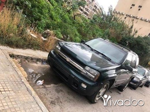 Chevrolet dans Zouk Hadareh - Traile blayzer 2005