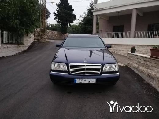 Mercedes-Benz in Beirut City - Car