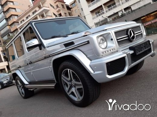 Mercedes-Benz in Beirut City - MERCDES G 55 AMG