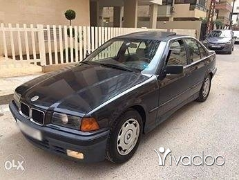 BMW in Tripoli - Bmw 320 Modle 1992 Clean
