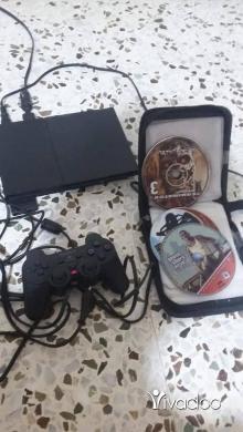 (سوني بلاي ستيشن 2) PS2 في مرياطة - بلاي ستايشن ٢