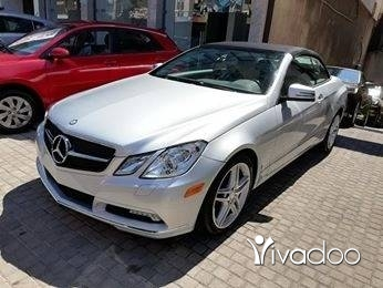Mercedes-Benz in Tripoli - clk 2011 super clean car no accidant