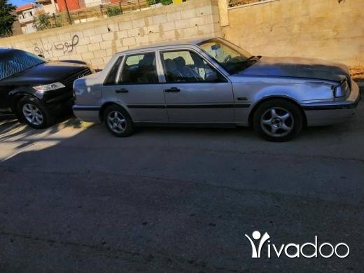 Volvo in Chtaura - فولفو ٤٦٠ انقاص اوتوماتيك