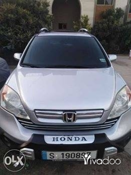 Honda in Tripoli - CRV xl 2009