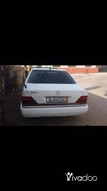 Mercedes-Benz in Tripoli - شبح موديل 92 انقاض موتير مازوت ٦ رووس الجديد ٢٤ صباب